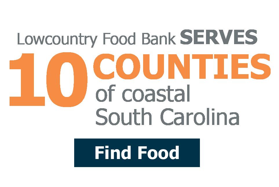 Lowcountry Food Bank Serves 10 Counties of Coastal South Carolina